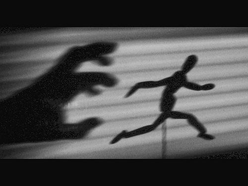 fear, running