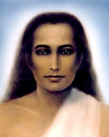 Mahavatar Babaji - in a glow