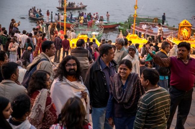 Mohanji-Banaras