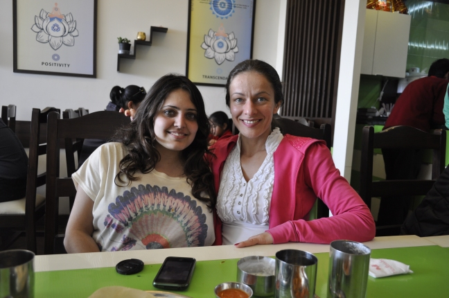 Palak and Bilja, dedicated and purposeful