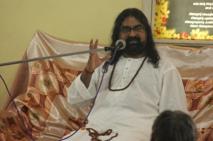 Satsang after the Power of Purity meditation