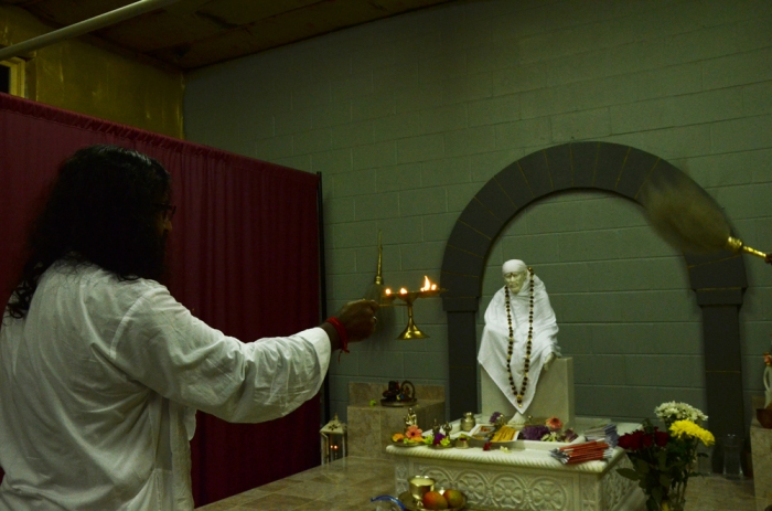Aarti for Baba