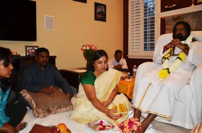 Divine Mother Aspect in Mohanji