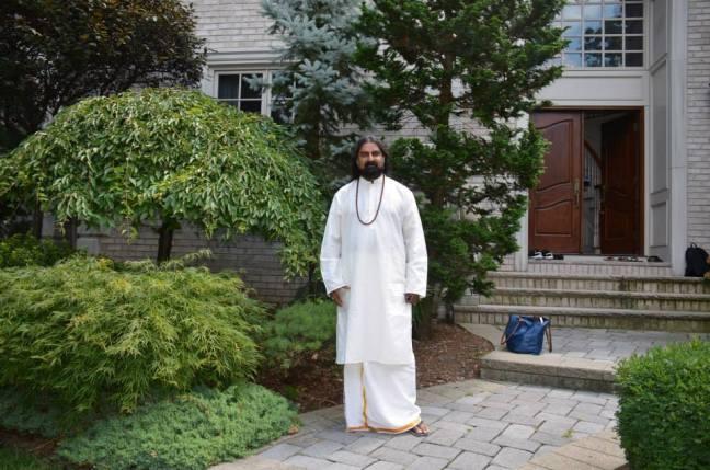 Mohanji in Tenafly 2