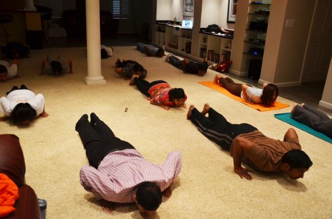 Mohanji Lifestyle Retreat - yoga