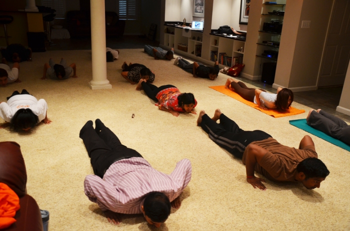 Mohanji Lifestyle Retreat - yoga