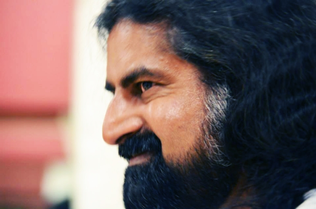 """""""I am always with you."""" Mohanji always says, i.e. His consciousness permeates everything and is everywhere. Just keep connected."""