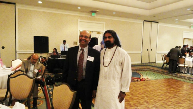 Mohanji was invited by GOPIO (Global Organization of People of Indian Origin) to be a Special Guest at the Gadar Centennial Commemoration 28 July, 2013a