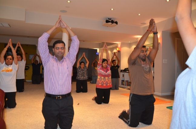 Mohanji Essential Yoga asanas help in balancing our energy for physical, mental and spiritual wellbeing