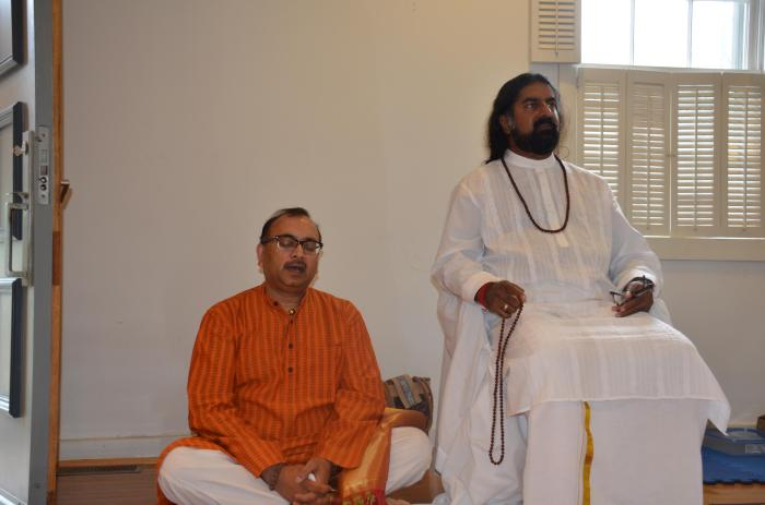 Mohanji and Ganesh Venkatachalam