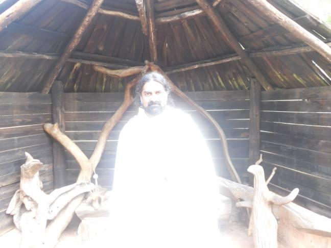 Mohanji. Body of light