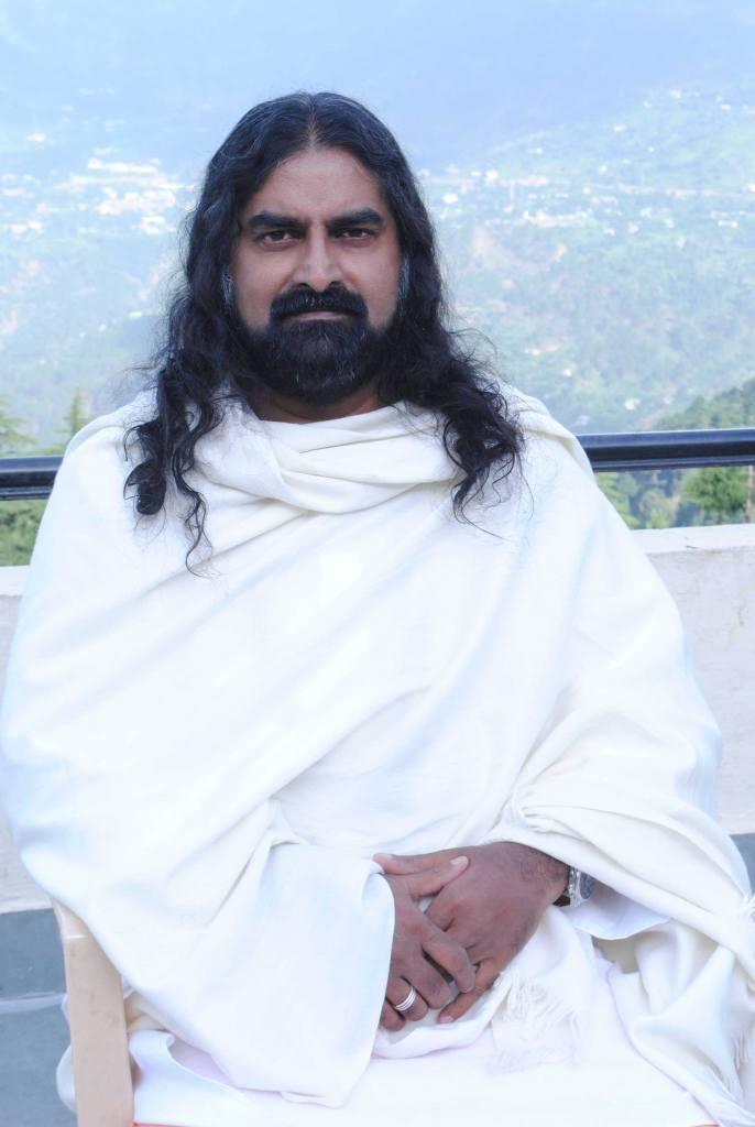 Mohanji. Sadguru and Raja Yogi