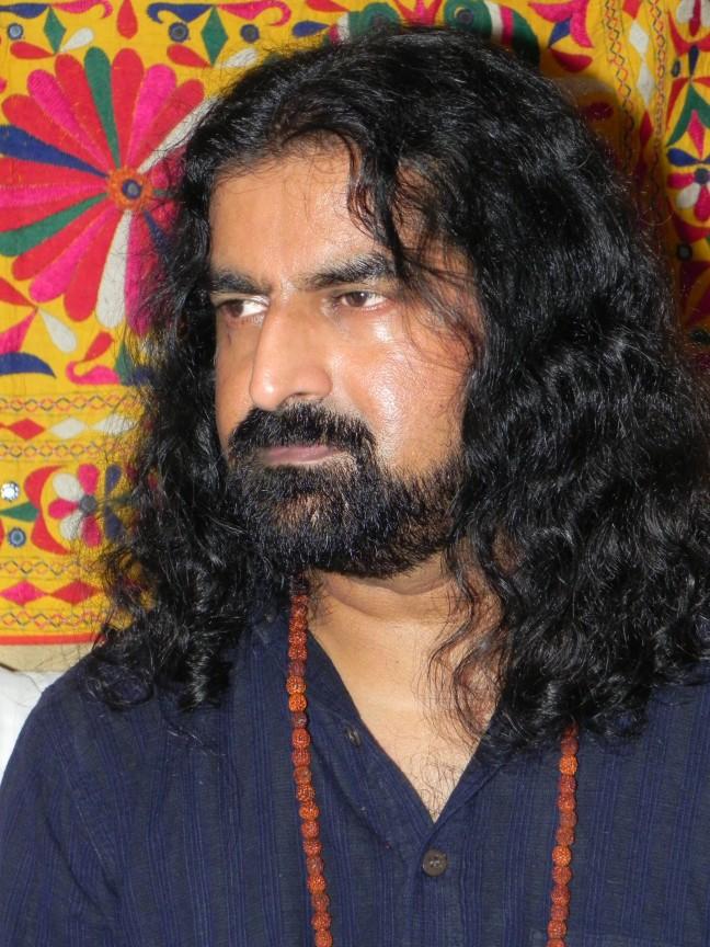 Mohanji close-up