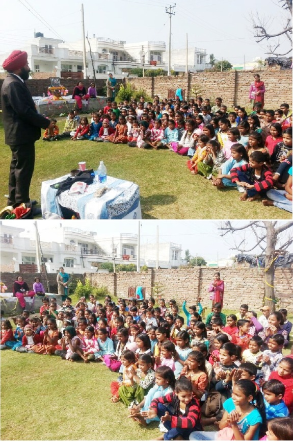 Magic Show at Aangan