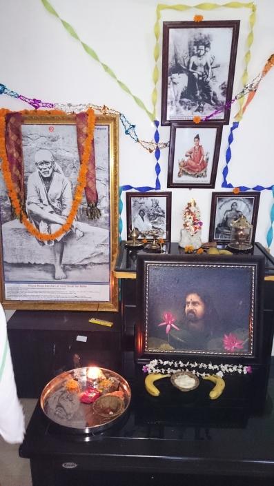 Dharamshala (1) - Guru Poornima celebrated as gratitude to master  Mohanjiude tos gratit