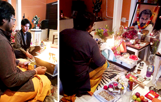 Merudanda ashram, guru poornima 1,2
