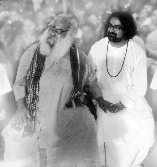 Mohanji and Vittal Babaji from Karuvapuram