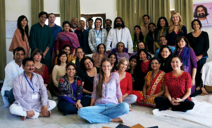 Himalayan retreat with Mohanji