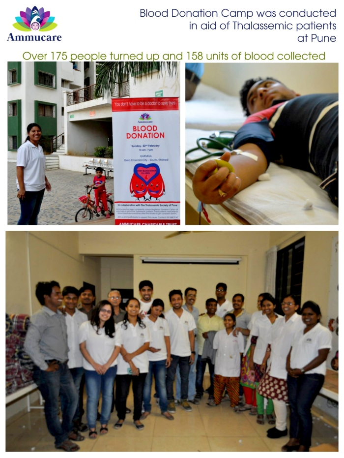 Blood donation camp Pune