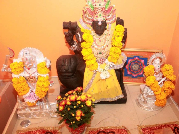 Merudanda ashram 1