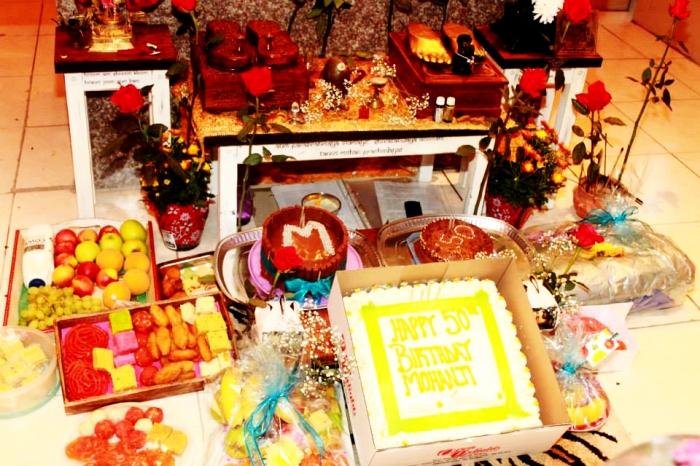 Merudanda ashram - Happy 50th birthday Mohanji