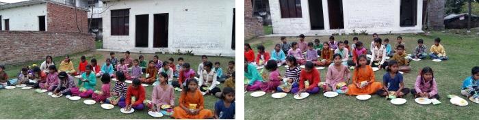 Mohanjis 50th birthday celebration at Mohanji Ka Aangan, Jammu 1