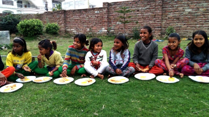 Mohanjis 50th birthday celebration at Mohanji Ka Aangan, Jammu 2