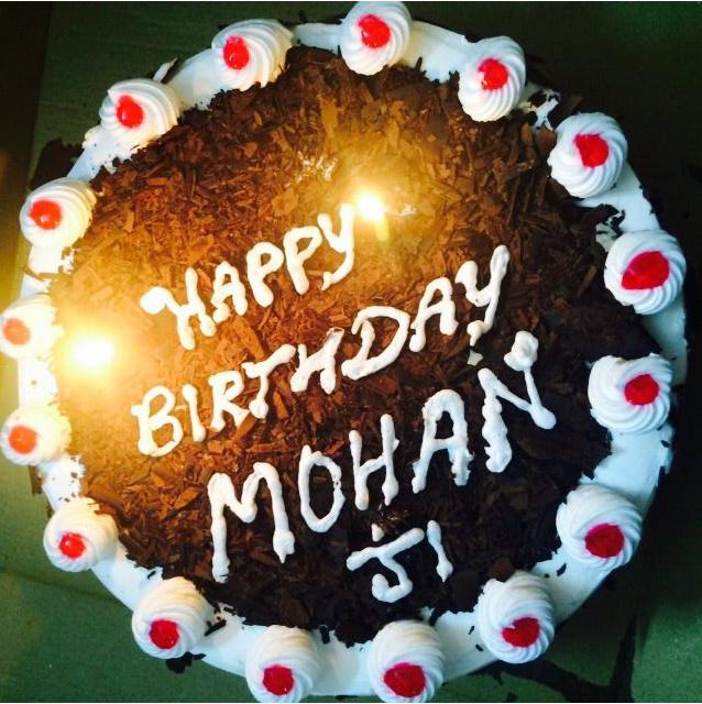 Mohanjis 50th Birthday celebration  - Delhi 1