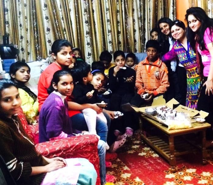 Mohanjis 50th Birthday celebration  - Delhi 2