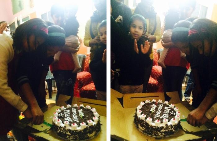 Mohanjis 50th Birthday celebration  - Delhi a