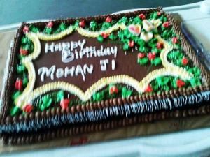 Mohanjis 50th birthday celebration in Karwar, at Asha Niketan School 2
