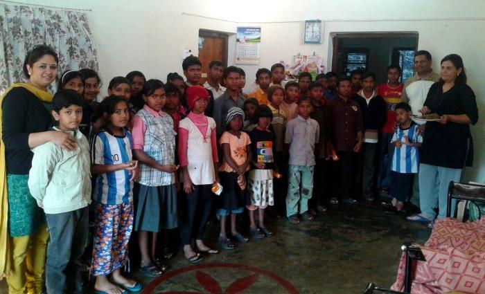 Mohanjis 50th birthday celebration in Ooty