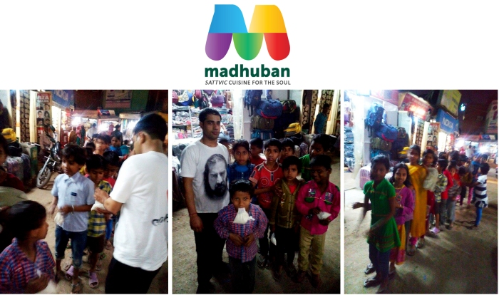 Mohanjis 50th Birthday celebration - Madhuban Gurgaon