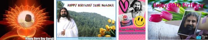 Mohanjis birthday cards 2