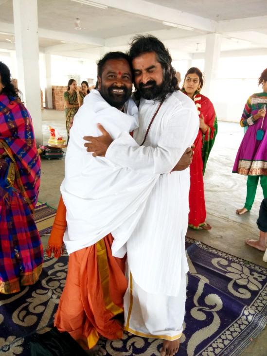 Swami Ashwath Narayan and Mohanji