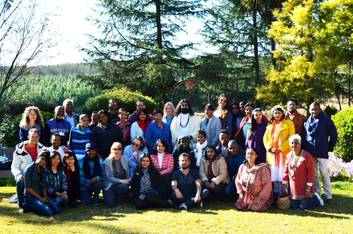 Retreat with Mohanji South Africa