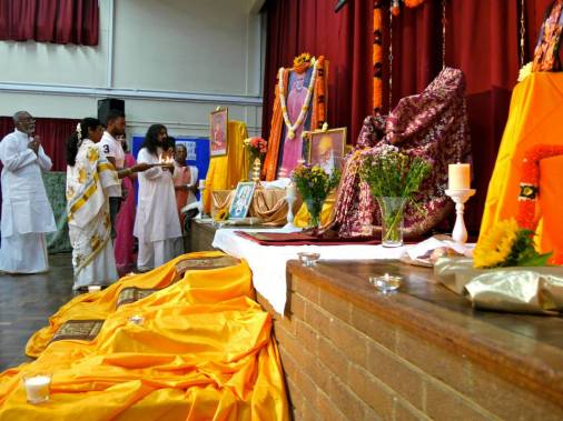 Aarti to masters
