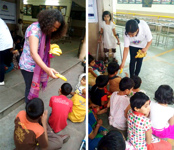 Ammucare - Guru Purnima - food seva in Pune 2