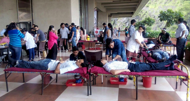 Blood donation Ammucare 1 Guru Purnima