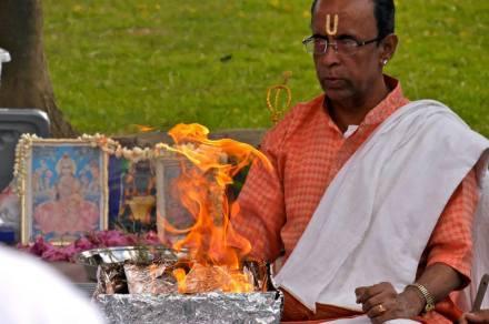 Guru Purnima 2015 Homa