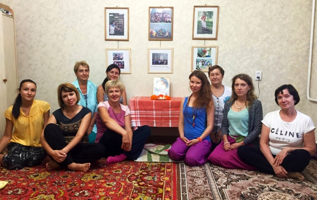 Meditation Power of Purity in Russia 1