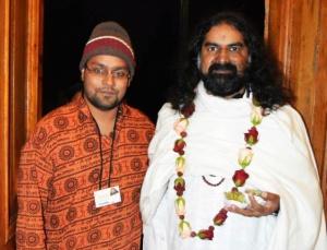 Mohanji and Yashik Singh