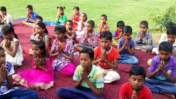 Mohanji Ka Aangan - Guru Purnima celebration