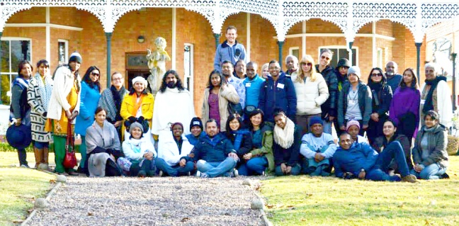 Retreat with Mohanji South Africa 2015