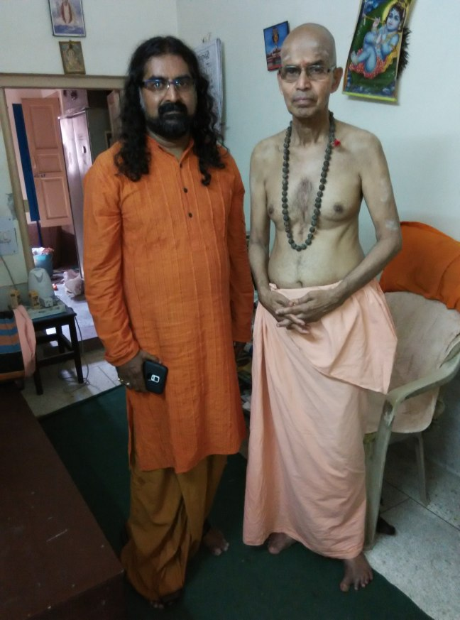 Mohanji and Swami Govindananda