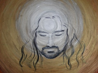 Mohanji: painting by Mina Dasani
