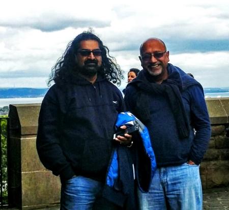 Mohanji and Laughing Buddha Raj Sethi