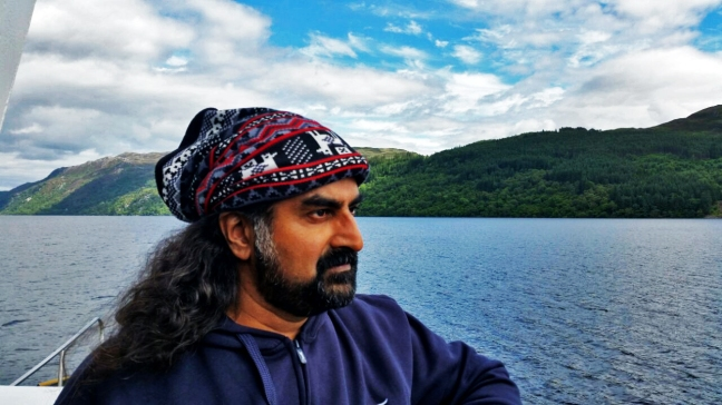 Mohanji at Loch Ness