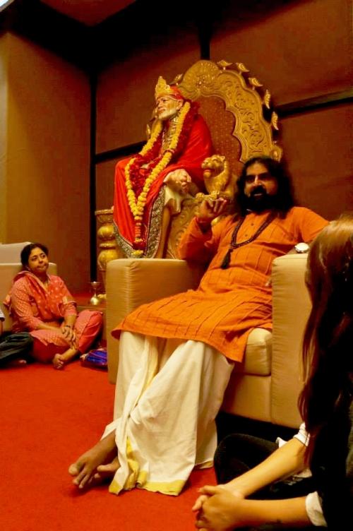 Mohanji - Kumbh Mela 2015, Shirdi