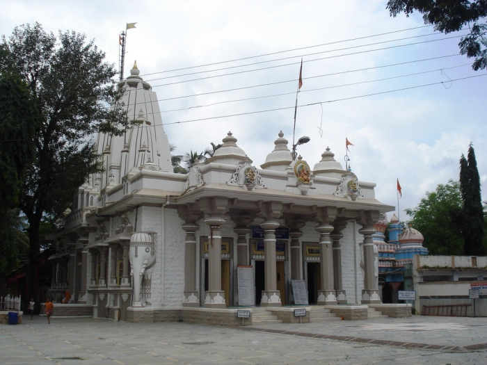 Ganeshpuri temple